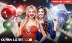 Castiga o parte din 15.000 ron in ,,Cursa Loteriilor''
