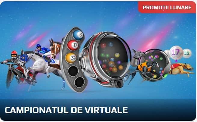 Incearca jocurile virtuale si poti castiga pana la 1.500 RON extra