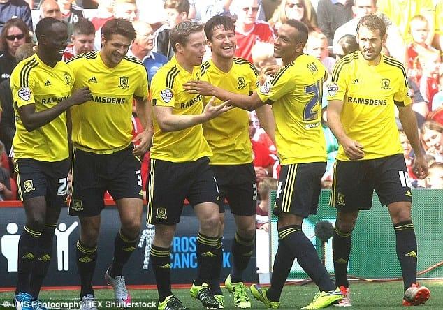 Ponturi fotbal – Middlesbrough – Nottingham – Championship – 06.10.2018
