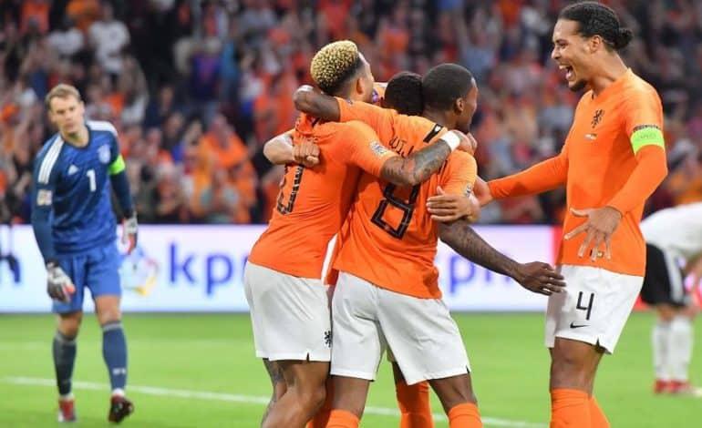 Recomandare speciala pentru partida Germania – Olanda 19.11.2018 – Gabriel