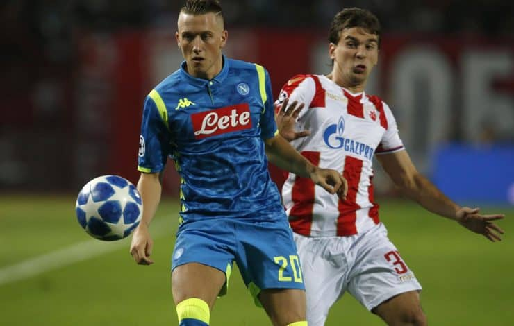 Ponturi fotbal – Napoli – Steaua Rosie Belgrad – Champions League – 28.11.2018