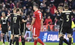 Ponturi fotbal Ajax vs Bayern - Championship League - 12.12.2018