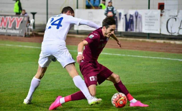 Predictii fotbal CFR Cluj vs Gaz Metan Medias – Liga 1 Betano – 08.12.2018