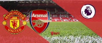 Duel pe cinste in Premier League intre Manchester UTD si Arsenal - Gabriel