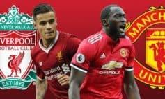 Liverpool vs Manchester United - 20% in plus la pariurile live